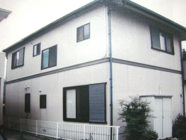 住宅塗装施工事例1
