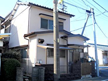 蟹江町S様邸外壁塗装
