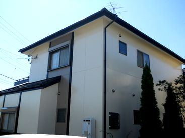 蟹江町・石川様邸外壁塗装工事